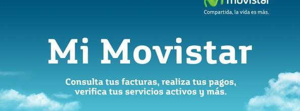 Comprar paquetes de datos en Mi Movistar