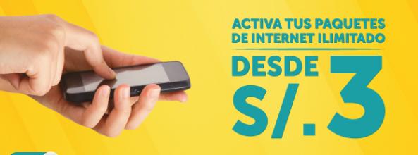 Internet móvil con BITEL en Perú