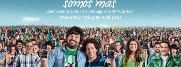 Todo sobre la RPM de Movistar