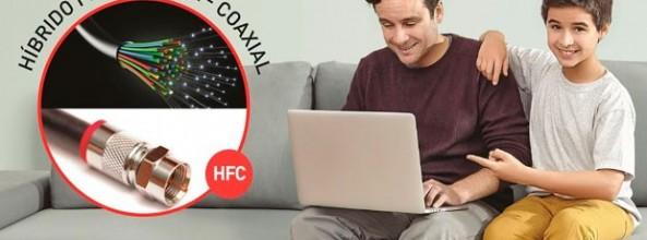 Internet fijo para el hogar con Claro