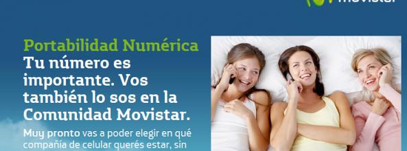 Conoce los beneficios de la portabilidad numérica de Movistar
