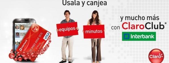 Tarjeta Claro Visa